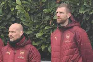 Per Mertesacker to assist Arsenal new coach, Ljungberg