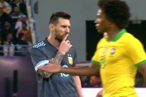 Tite, Brazil, Argentina, Messi