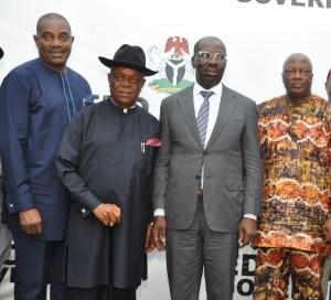 NDDC, Obaseki, Edo, PANDEF, Niger Delta