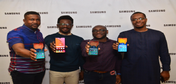 Samsung to debut with Galaxy Fold in Nigeria