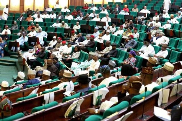House of Reps, revenue, sack