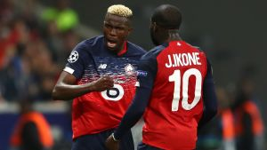 Liverpool, Tottenham in €70m tussle for Lille's Osimhen