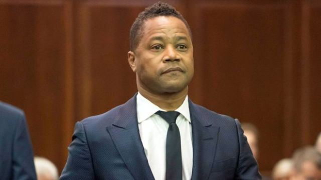 Cuba Gooding Jnr, Sexual Misconduct