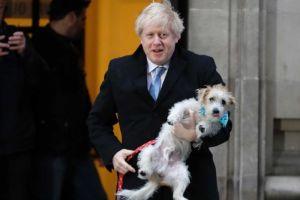 Boris Johnson, UK, Election, Brexit