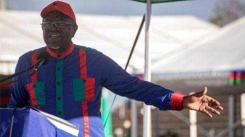 Namibia Presidential Election: Hage Geingob wins re-election