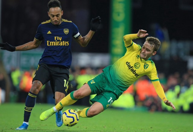 Arsenal-Norwich