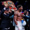 Joshua's next five potential opponents as he eyes mega-fights with Wilder, Fury