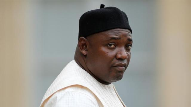 Gambian lawmakers reject draft constitution over 3rd-term clause