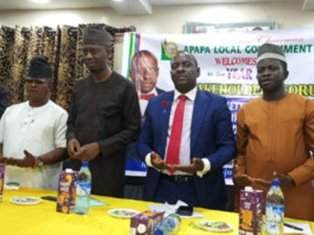 Apapa LG to empower 160 petty traders with N100,000 each