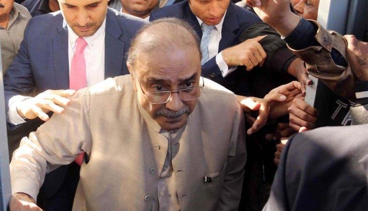Pakistani Court Grants Bail To Ailing Former President Zardari