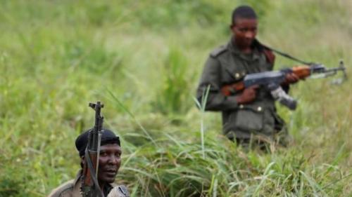 Rebels in DRC kill 14 civilians in revenge attacks