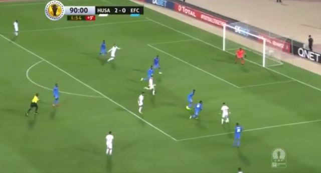 CAF Confederation Cup, Enyimba