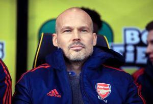 Ljungberg, Arsenal,Staff