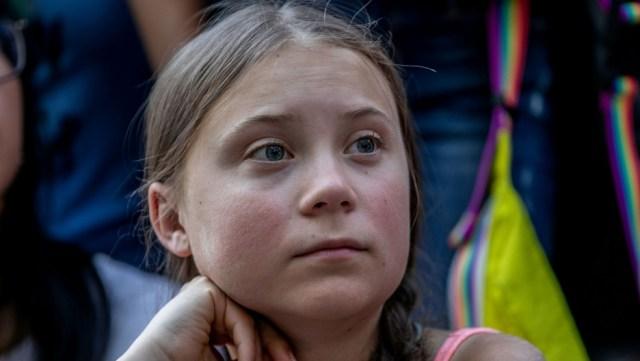 Greta Thunberg, Climate
