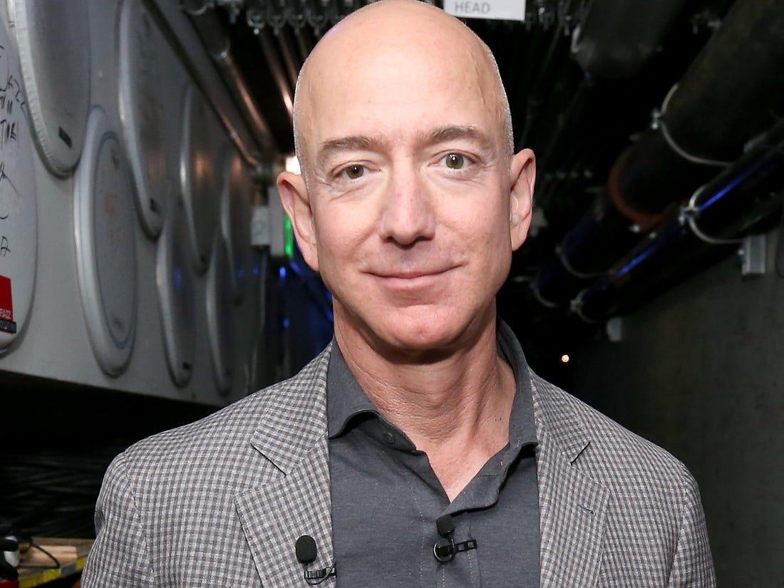 Amazon founder, Jeff Bezos commits $10 billion to climate change fund