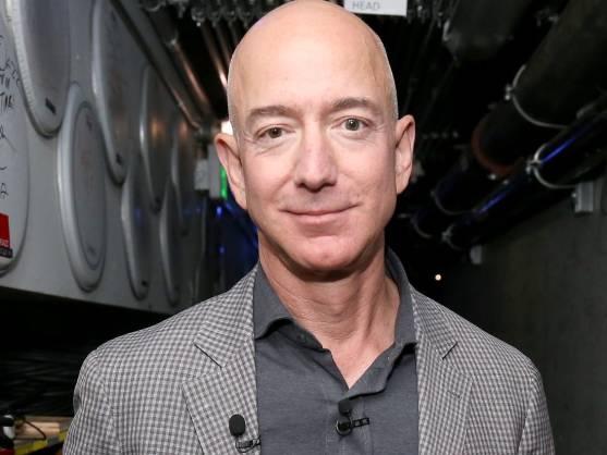 Amazon's boss, Jeff Bezos