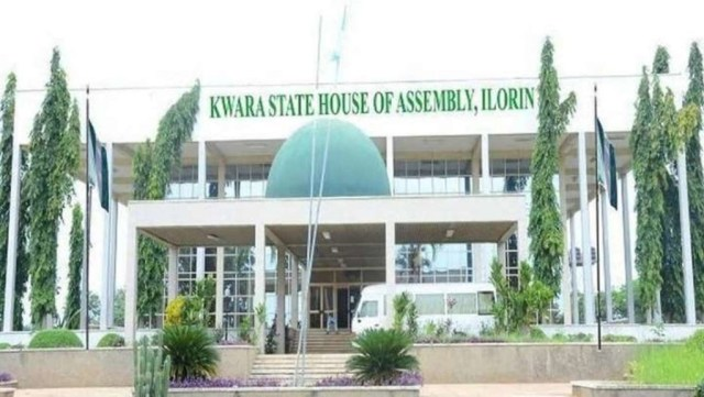 Kwara Assembly swears in only PDP lawmaker after 14 months denial