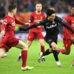 Liverpool survive Salzburg test to reach last 16