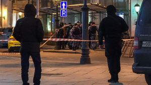 Moscow gunman