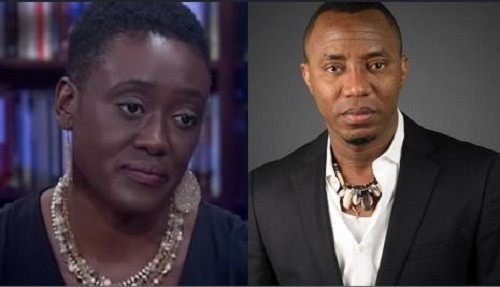 Full Video: Sowore's wife, US senator speak on rearrest of Sowore