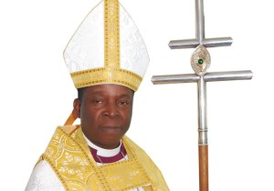 Most Rev. Nicholas Okoh, the Anglican Primate of All Nigeria,
