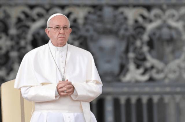 'Organisations of sin': Pope rails against mafia
