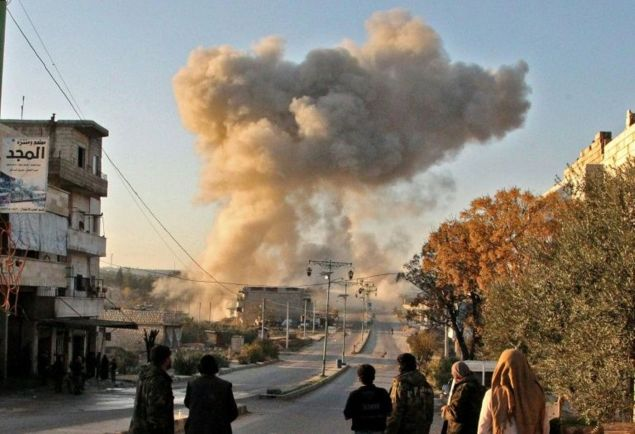 Risk of escalation in Syria grows hourly without urgent action ?UN
