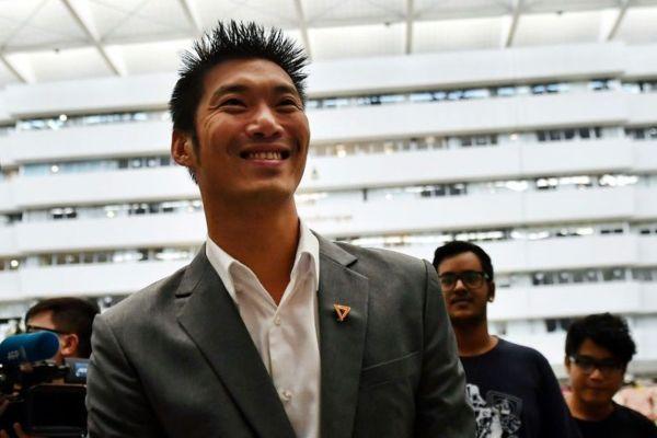 Legal bid begins to dissolve Thailand's upstart anti-army party