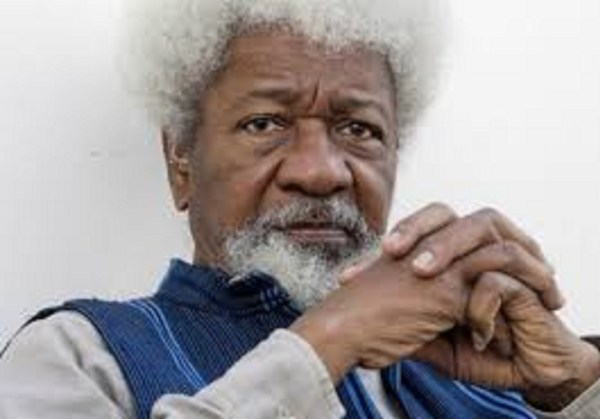 COVID-19: Soyinka faults Buhari lockdown of states as 'political virus'