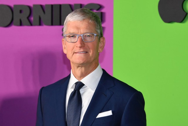 Tim Cook, Apple, Monopolies