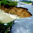 Coastal erosion threatens road linking 50 communities in Bayelsa