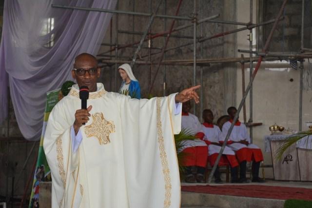 20TH Ordination: I was deaf,dumb as a growing child – Fr.Emakpor