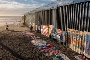 Border Wall, Judge