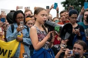 Greta Thunberg, Time Magazine