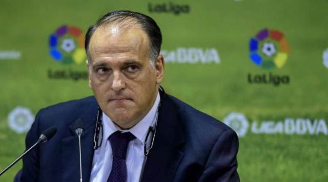 COVID-19: Health authorities key in return, says LaLiga chief