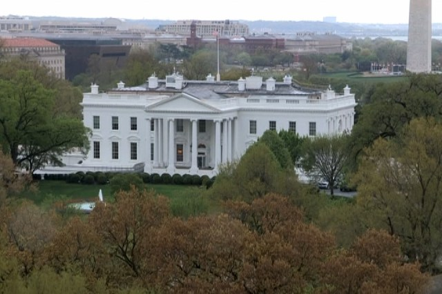 US security intercepts envelope addressed to White House containing poison ricin
