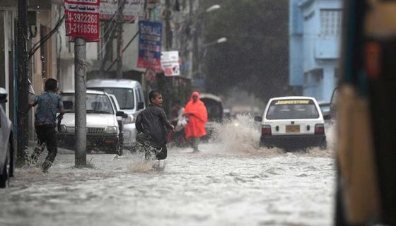 26 killed in rain, snow-related incidents in Pakistan