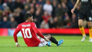 Marcus Rashford, Man United