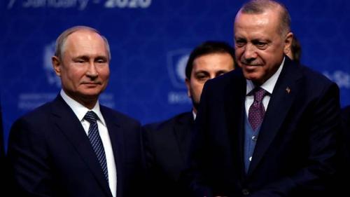 Putin, Erdogan call for ceasefire in Libya beginning Sunday
