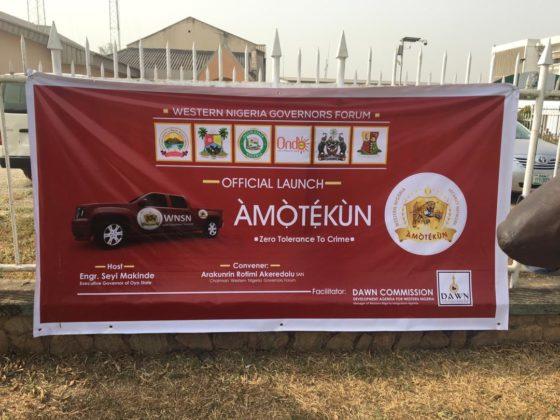Amotekun: Don't destabilize Nigeria, group warns FG