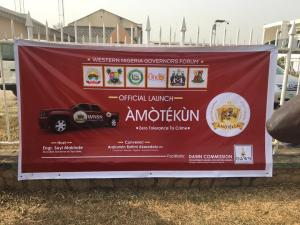 Osun Assembly passes Amotekun Corp bill