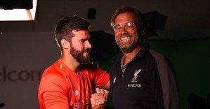 Alisson adamant Klopp is just getting started at Liverpool