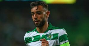 Bruno Fernandes, Sporting Lisbon, Man United