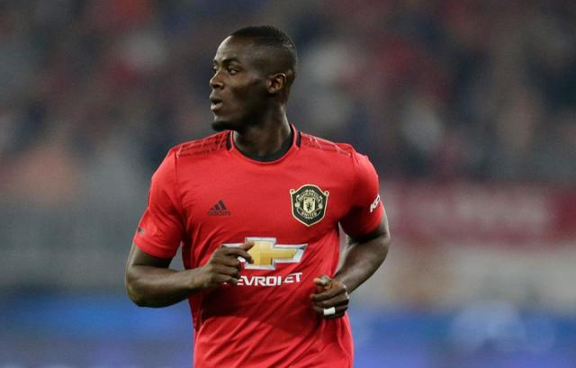 Bailly, Man United