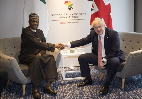 Buhari. Britain
