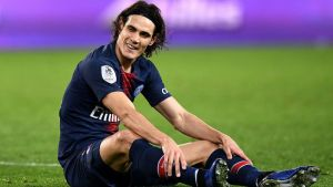 Cavani, Atletico Madrid