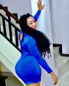 I have decided to get bigger bum — Christabel Egbenya