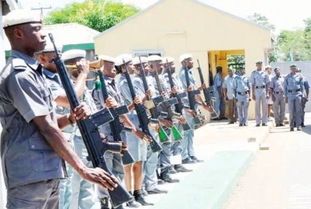 Customs team rakes in N1.1bn