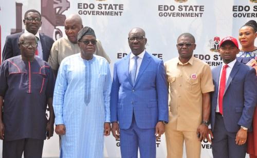 Benin-Abraka Road reconstruction: Obaseki wants payment of NDDC counterpart fund