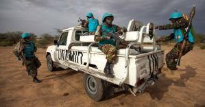 Darfur, Sudan, UNAMID